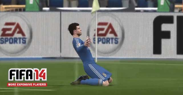 The Ten More Expensive FIFA 14 Players
