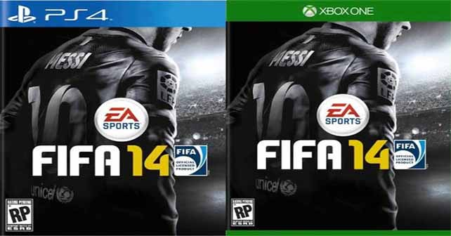FIFA 14 Included in PS4 Bundles Sold by Amazon and Game