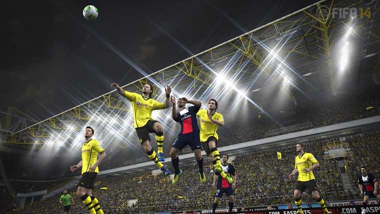 How Different is to play FIFA 14 on Playstation 3 and on Playstation 4 ?