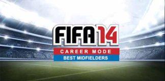 Best Midfielders for FIFA 14 Career Mode
