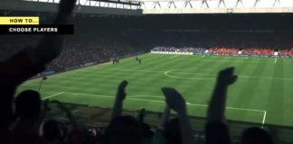 EA Sports' Tips for FIFA 14 - How to Choose Defenders and Attackers