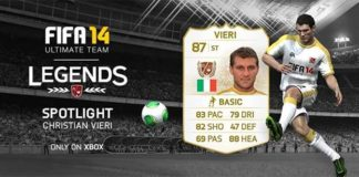 FUT 14 Legends Spotlight - Christian Vieiri is the New Legend of the Week