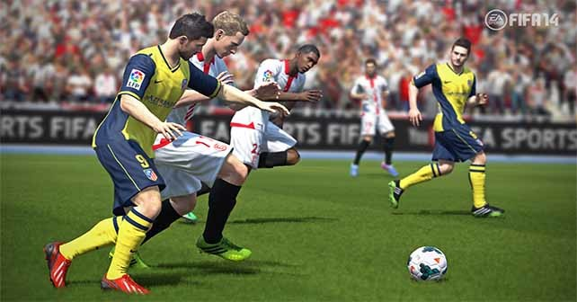 FIFA 14 for Next-Gen Consoles Gets the Second Patch