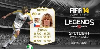 FUT 14 Legends Spotlight - Pavel Nedved