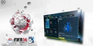EA Sports Football Club Catalogue - Ultimate Team Items