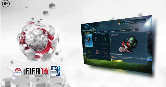 EA Sports Football Club Catalogue - Game Play Items