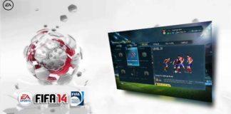 EA Sports Football Club Catalogue - On Line Items