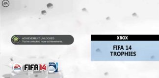 All the FIFA 14 Achievements for XBox 360 and XBox One