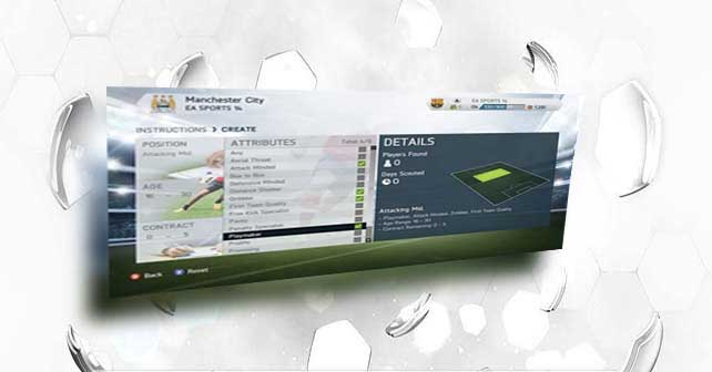 FIFA 14 Career Pro - Complete Accomplishments List to Improve Your Pro
