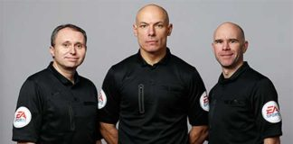 Electronic Arts Branding Will Be on Referees Kits from UK