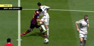 Third FIFA 14 Update is now Live for Playstation 4 and XBox One