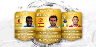 FIFA 14 Ultimate Team Summer Transfers