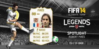 FUT 14 Legends Spotlight - Robert Pires is the New Legend of the Week