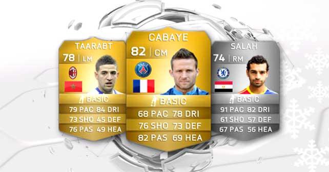 FIFA 14 Ultimate Team Winter Transfers: Second Batch