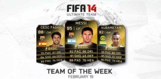 FIFA 14 Ultimate Team - TOTW 23