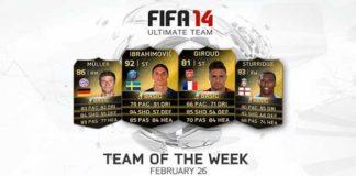 FIFA 14 Ultimate Team - TOTW 24