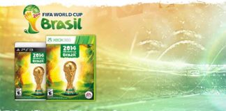 Revealed the Official Cover of 2014 FIFA World Cup Brazil