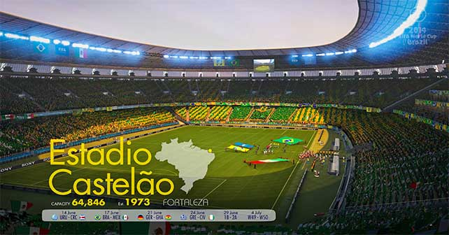 New Details About 2014 FIFA World Cup Brazil