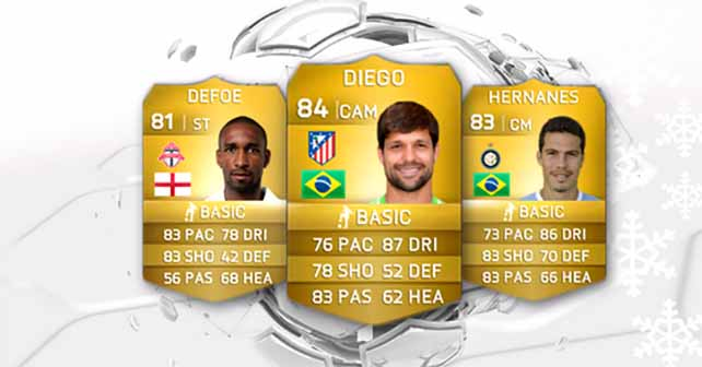 FIFA 14 Ultimate Team Winter Transfers: Third Batch