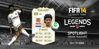 FUT 14 Legends Spotlight - Frank Rijkaard is the New Legend of the Week