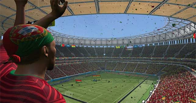 Presentation and Authenticity on EA Sports 2014 FIFA World Cup Brazil