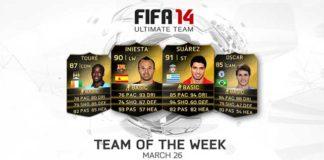 FIFA 14 Ultimate Team - TOTW 28