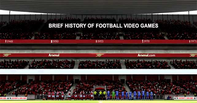 History of Football Video games