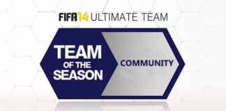 FUT 14 Community TOTS – Gold, Silver and Bronze Squads