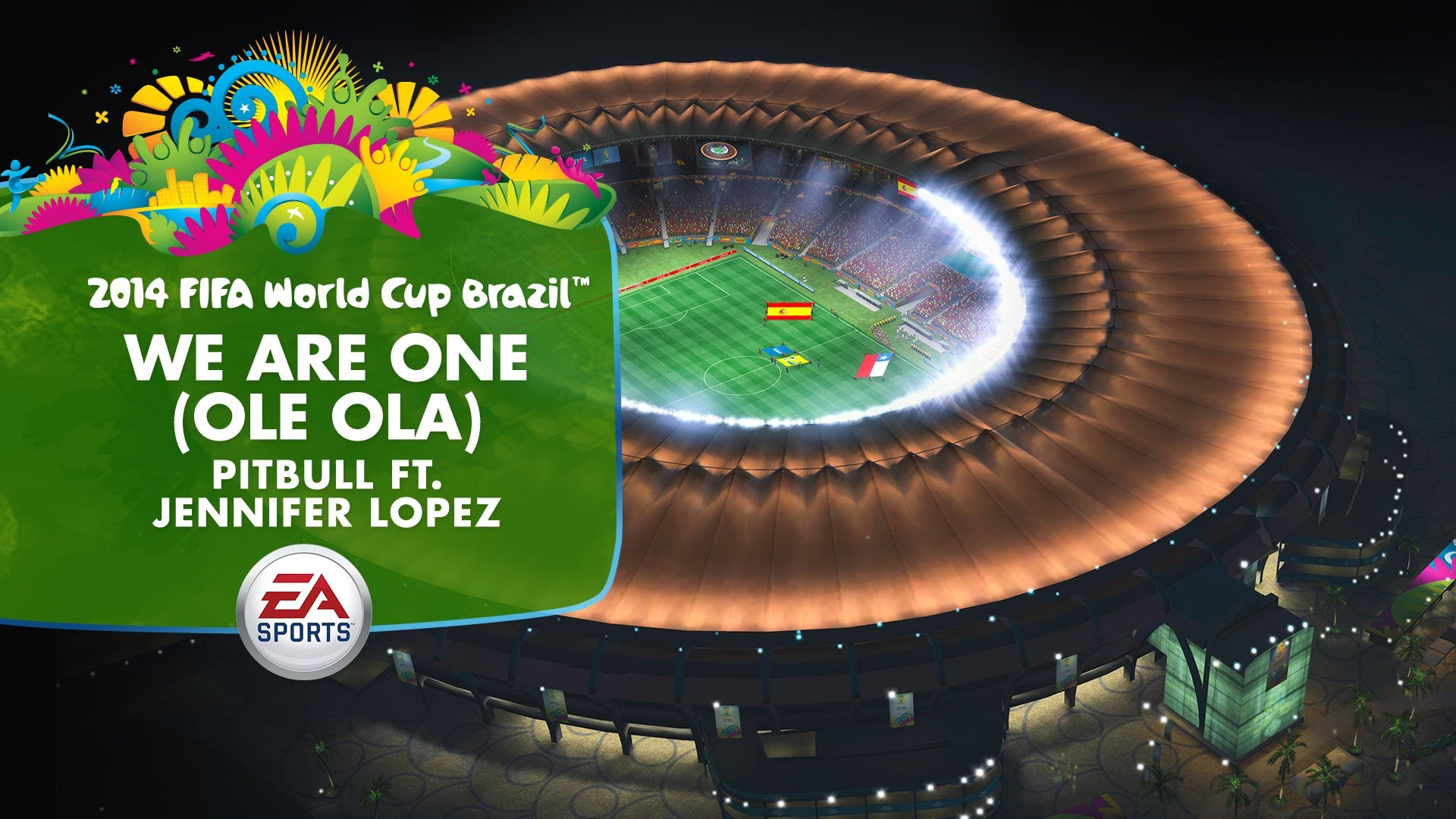 FIFA World Cup 2014 Opening Ceremony - 7torrentsdownload