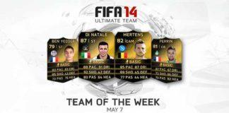 FIFA 14 Ultimate Team - TOTW 36