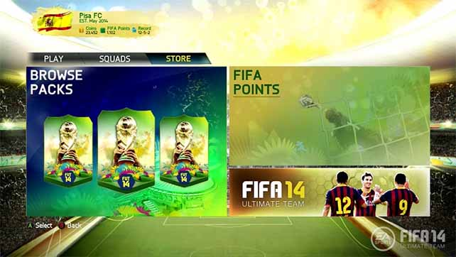 Best Skillers in FIFA Ultimate Team World Cup
