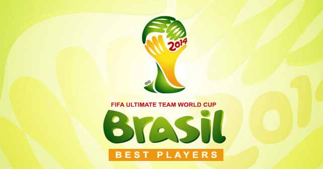 Best Players for each Position in FUT World Cup