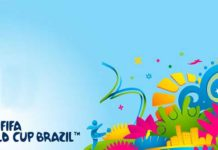 2014 FIFA World Cup Guide in the Internet