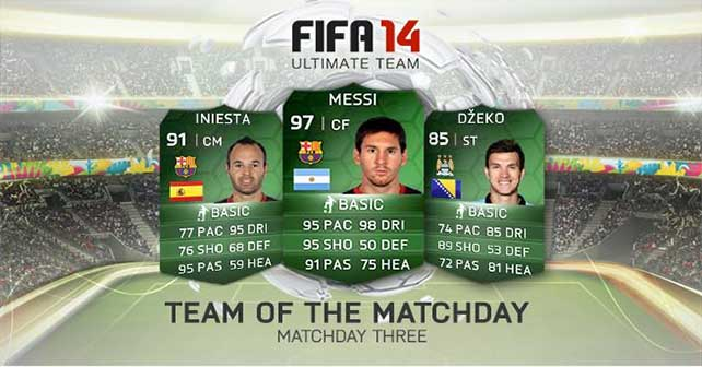 Ultimate team matchmaking