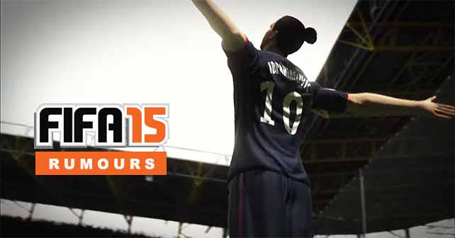 FIFA 15 Rumours: Find out how FIFA 15 will be