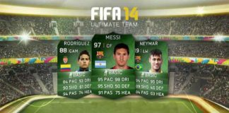 FIFA 14 Ultimate Team - Team of the Groups