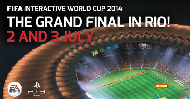 Who Won the FIFA Interactive World Cup 2014 ?