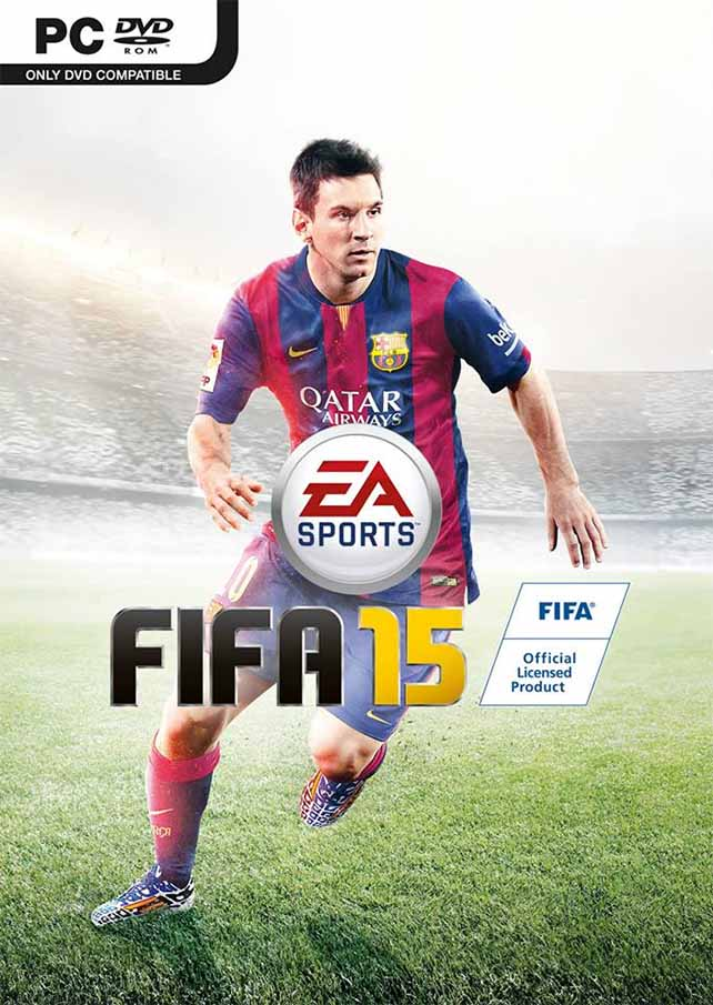 Todas las Portadas de FIFA 15 en un solo lugar