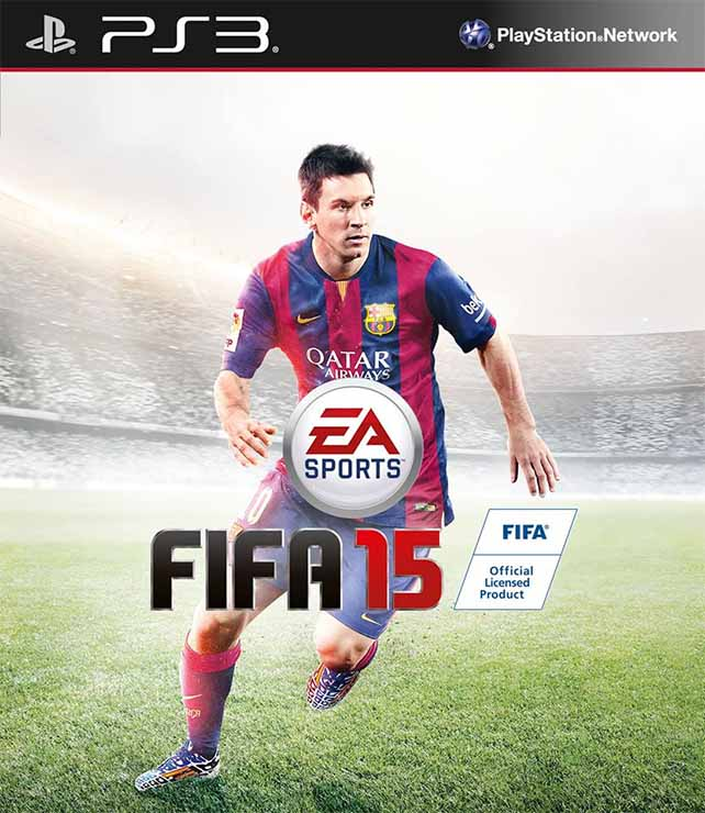 Covers - All the Official FIFA 15 Covers in a Single Place