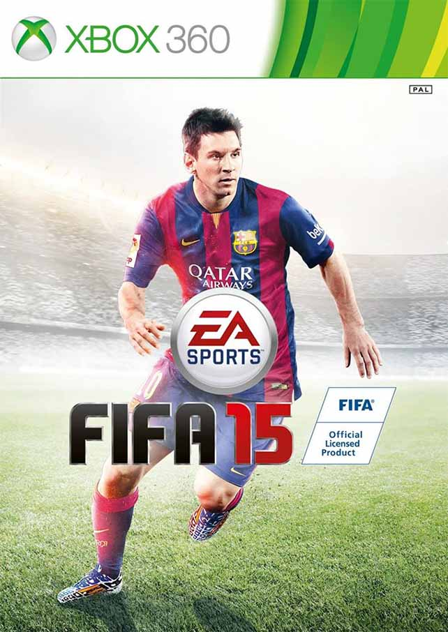 FIFA 15 Covers - All the Official FIFA Covers in a Single Place