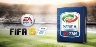 Serie A TIM will be Improved in FIFA 15