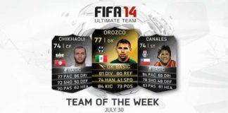 FIFA 14 Ultimate Team - TOTW 43