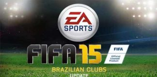 Brazilian League removed from FIFA 15
