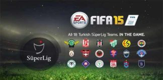 Turkish League is Officially Included in FIFA 15