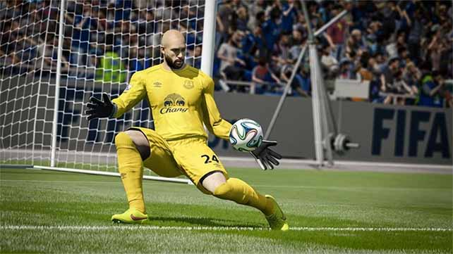 New Hot FIFA 15 Update is Now Live for All Platforms
