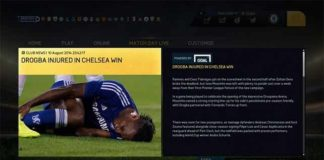 FIFA 15 Match Day Live Powered by Goal.com