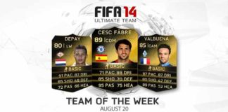 FIFA 14 Ultimate Team - TOTW 46