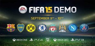 EA Sports FIFA 15 Demo is Available to Download