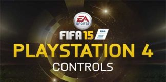 Complete FIFA 15 Controls for Playstation 4