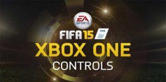 Complete FIFA 15 Controls for XBox 360